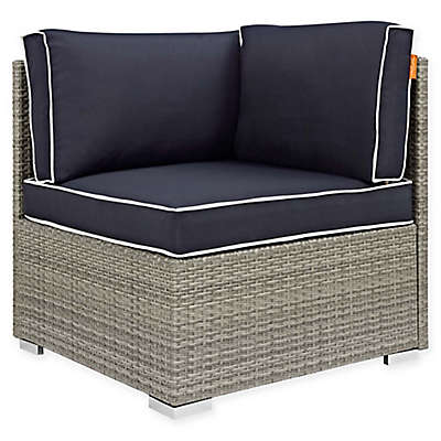Modway Repose Patio Corner Chair