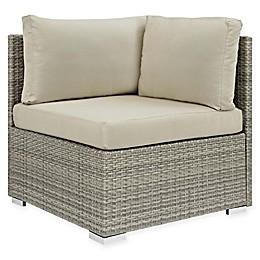 Modway Repose Patio Corner Chair with Sunbrella®