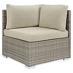 Modway Repose Patio Corner Chair with Sunbrella®