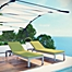 Part of the Modway Shore Outdoor Patio Furniture Collection