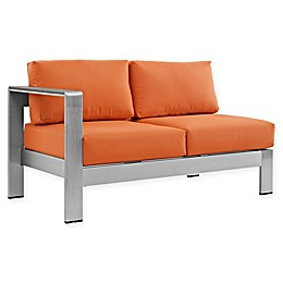 Modway Shore Outdoor Left-Arm Corner Sectional