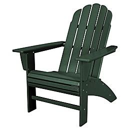 POLYWOOD® Vineyard Curveback Adirondack Chair