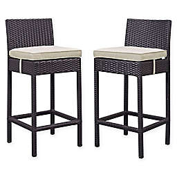 Tremendous Outdoor Bar Stools Bed Bath Beyond Gmtry Best Dining Table And Chair Ideas Images Gmtryco