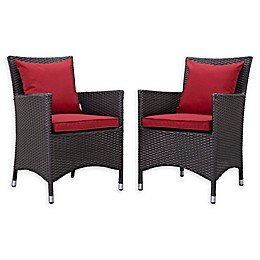 Modway Convene 2-Piece Outdoor Dining Set