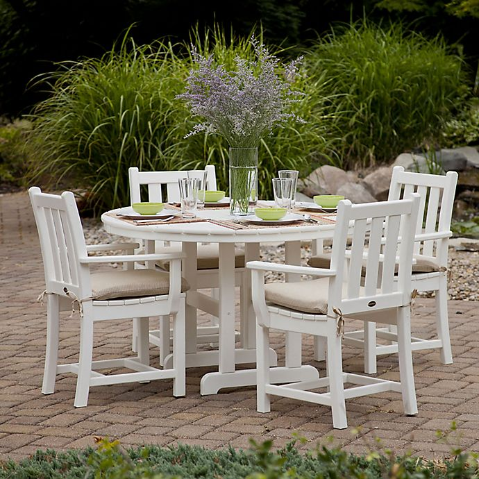 Alternate image 1 for POLYWOOD® Traditional Garden Furniture Collection