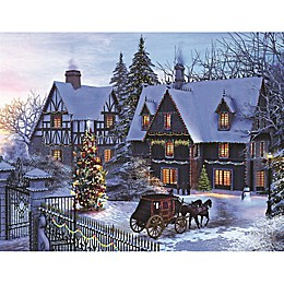 Home for Christmas 1,500-Piece Puzzle