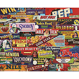 Springbok® Table Treats 1500-Piece Jigsaw Puzzle