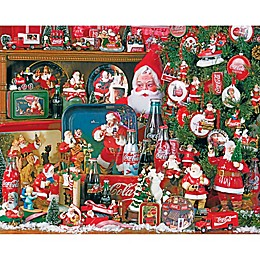 A Coca-Cola Christmas 1,500-Piece Jigsaw Puzzle