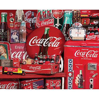 Springbok® Coca-Cola® Memories 1500-Piece Jigsaw Puzzle