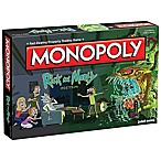 Rick and Morty™ Monopoly® Board Game