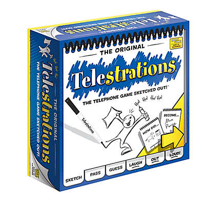 Telestrations® Original Edition Party Game