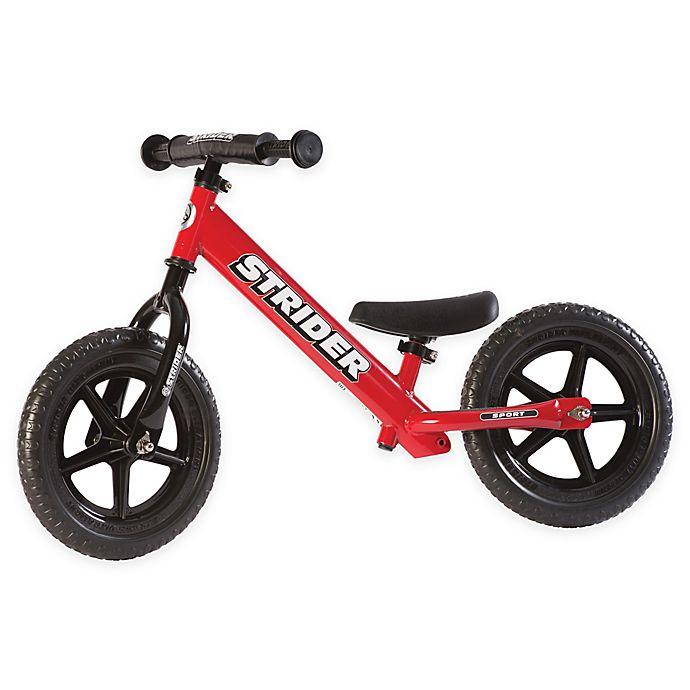 Alternate image 1 for Strider® 12 Sport Balance Bike