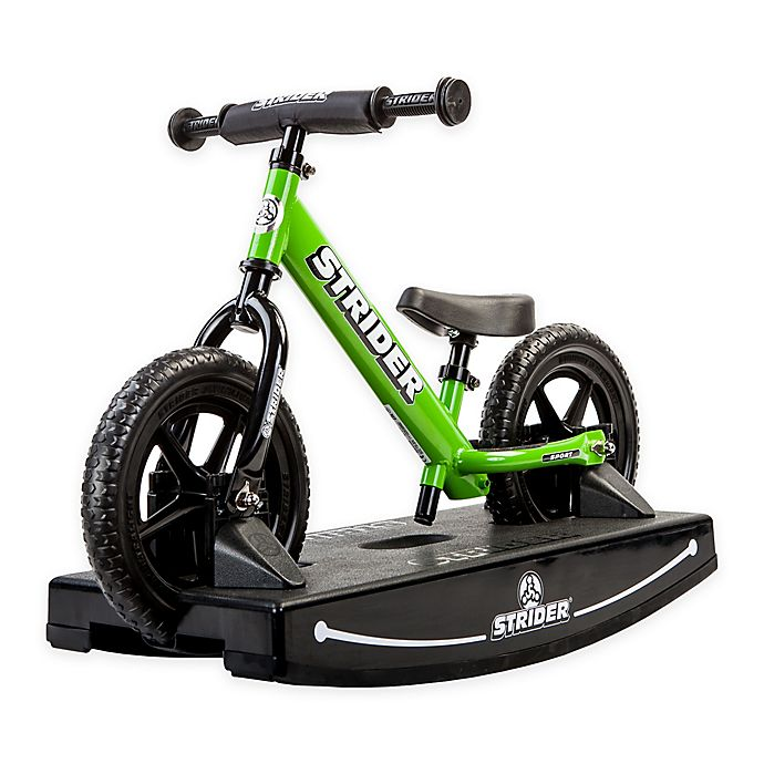 Alternate image 1 for Strider® 12 Sport Baby Bundle Balance Bike