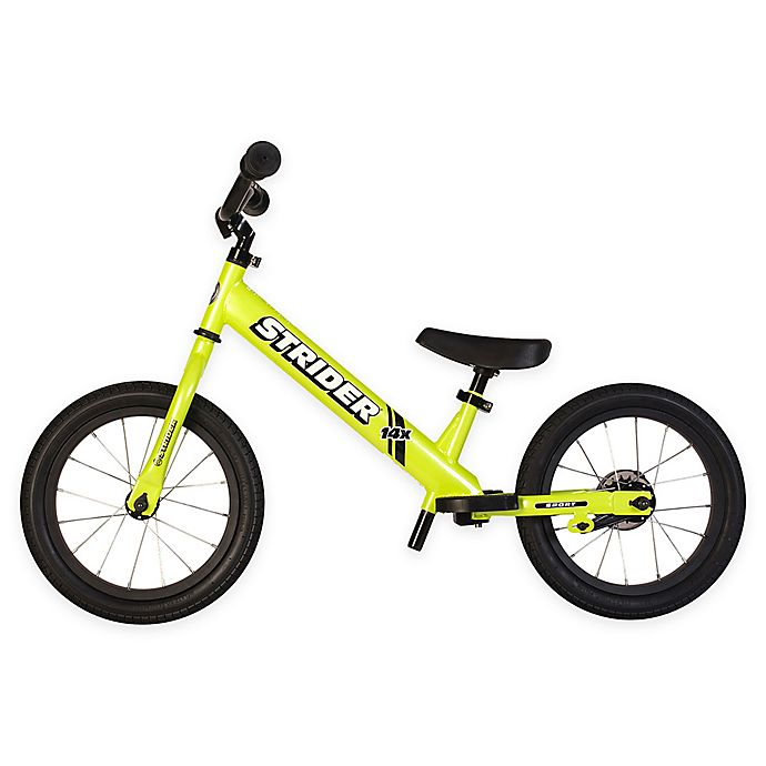 Alternate image 1 for Strider® 14x Sport 14-Inch Balance Bike and Pedal Kit