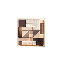 Eguchi Toys 25-Piece Large Wood Block Puzzle
