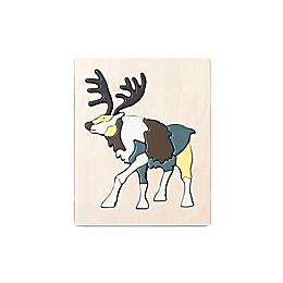 Eguchi Toys Reindeer Puzzle