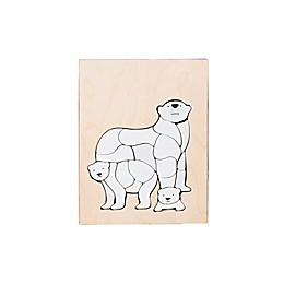 Eguchi Toys Polar Bear Puzzle