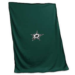 NHL Dallas Stars Sweatshirt Blanket