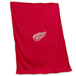 NHL Detroit Red Wings Sweatshirt Blanket