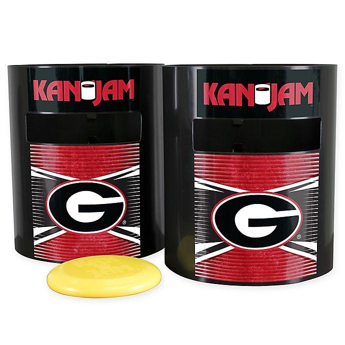 Alternate image 1 for University of Georgia Disc Jam Game Set