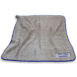 NHL Frosty Fleece Throw Blanket Collection