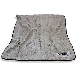 NHL Vegas Golden Knights Frosty Fleece Throw Blanket
