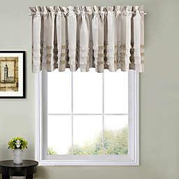 Juliette Kitchen Window Curtain Valance