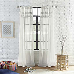 Peri Home Liv Rod-Pocket Window Curtain Panel