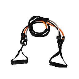 GoZone 3-in-1 Resistance Band in Orange