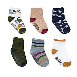 Capelli New York 6-Pack Dino Socks
