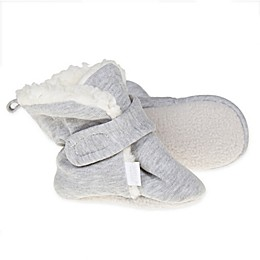 Capelli New York Jersey Cotton Slipper in Grey