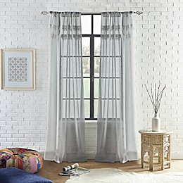 Peri Home Liv Rod-Pocket Window Curtain Panel