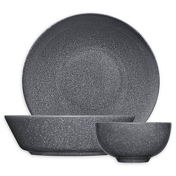 Alternate image 1 for Iittala Teema Tiimi Dinnerware Collection in Dotted Grey