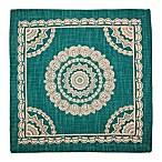 Madison Industries Morocco Canvas Placemat in Teal