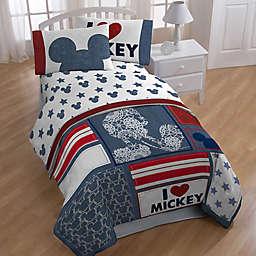 Disney® Mickey Mouse Americana Comforter Set