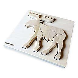 Eguchi Toys Elk Puzzle