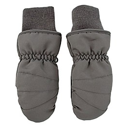 Rising Star™ Toddler Cuffed Ski Mittens in Charcoal