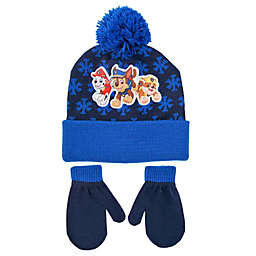 a4dfc8f5c84 Rising Star™ PAW Patrol™ 2-Piece Hat and Glove Set in Blue