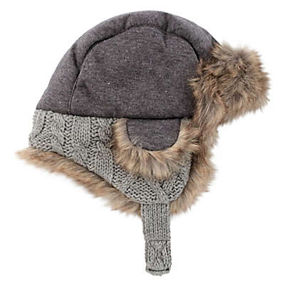 Rising Star™ Cable Trapper Hat