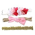 Tiny Treasures 3-Pack Boho Headbands