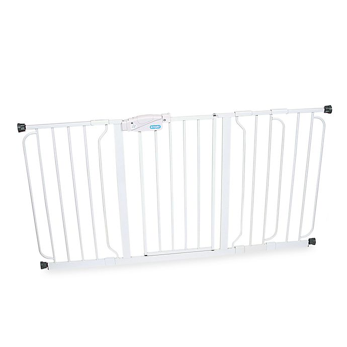 Alternate image 1 for Regalo® Extra-Wide Wide-Span Walk-Through Gate