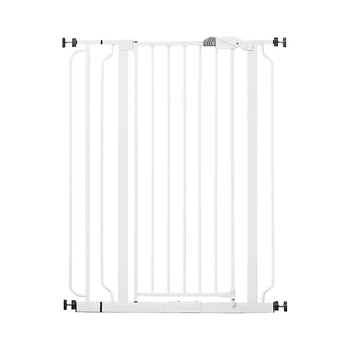 Alternate image 1 for Regalo® Easy Step Extra Tall Walk Through Gate