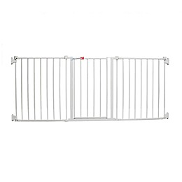 Regalo® Flexi Walk-Through Extra Wide Gate