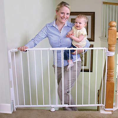 No Drill Wall To Banister Gate Buybuy Baby