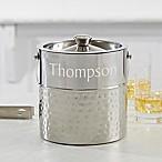 Hampton Collection Personalized Ice Bucket