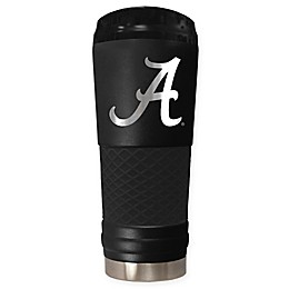 University of Alabama 24 oz. Powder Coated Stealth Draft Tumbler