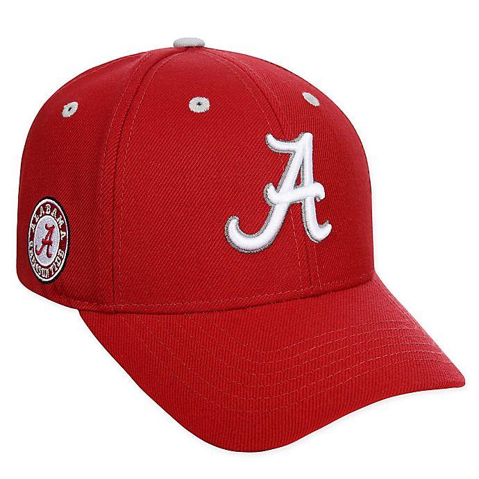 Alternate image 1 for University of Alabama Triple Threat Adjustable Hat