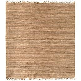 Surya Jute Natural Rug in Wheat
