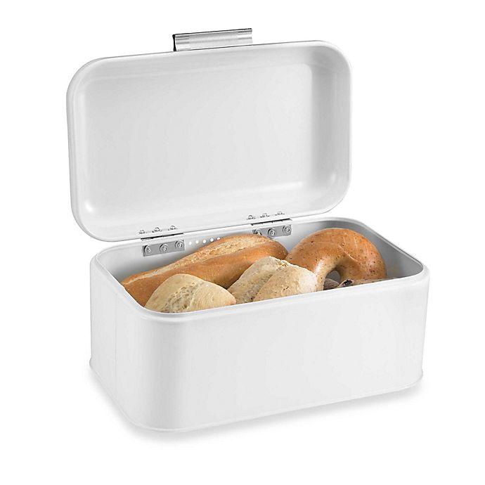 Alternate image 1 for Polder Mini Retrobin Bread Box