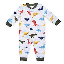 carter's® Dinosaur Print Footie in Ivory